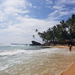 Two months around Sri Lanka