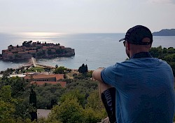 Sveti Stefan, probably one of the most photographed 5 star hotels!