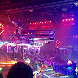 Is the Robot Restaurant in Shinjuku worth it?